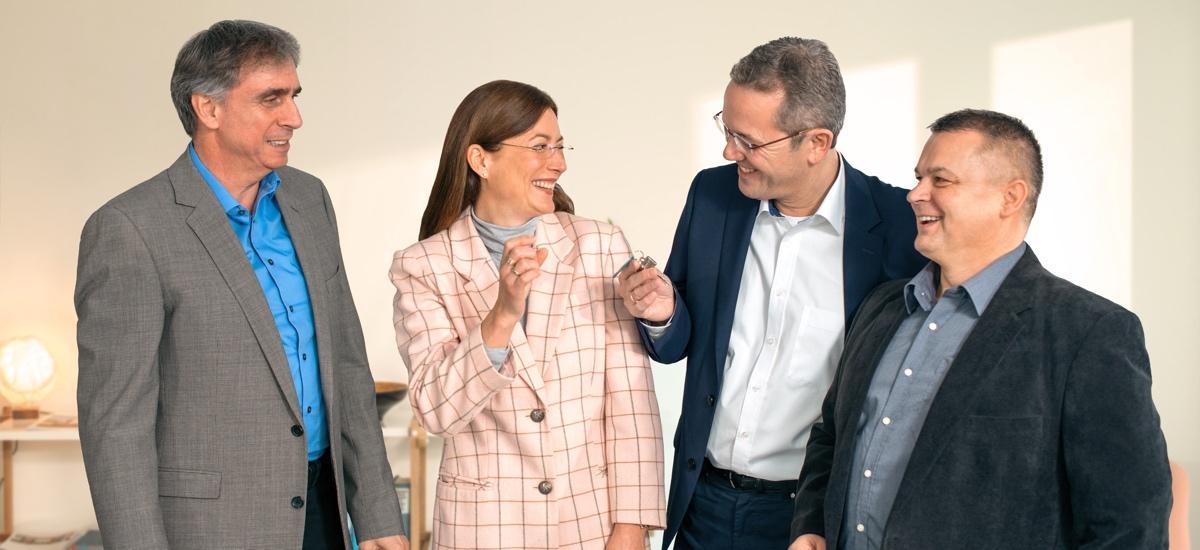 Korbmacher Vertriebs Team