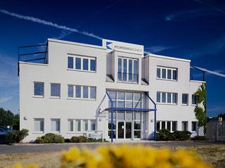 Firmensitz Korbmacher Bau GmbH