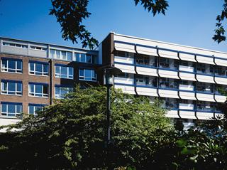 Sanierung und Neubau Lukaskrankenhaus