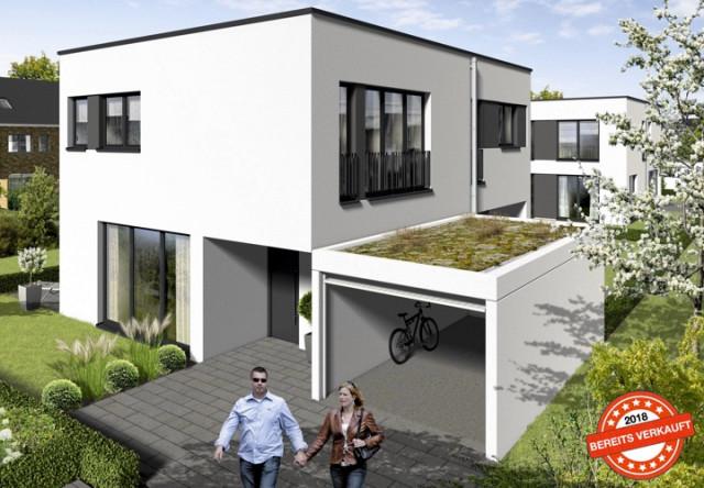 Freistehende Einfamilienhäuser in Neuss-Uedesheim