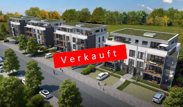 Verkauft - 38 Eigentumswohnungen in Kaarst
